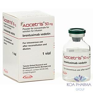 ADCETRIS 50 MG CON 1 VIAL
