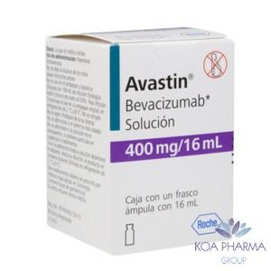 AVASTIN 400MG 16ML CON 1 FCO AMP