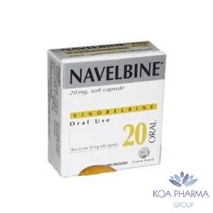NAVELBINE 20MG CON 1 CAP