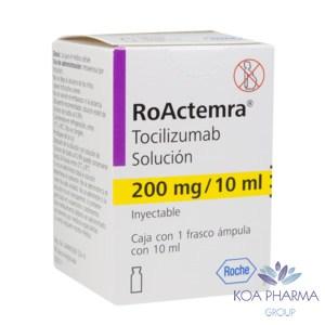 ROACTEMRA 200MG 10ML CON 1 FCO AMP